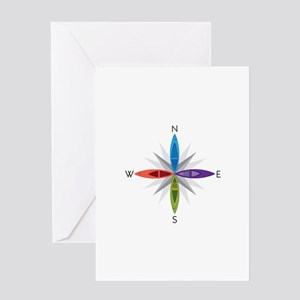 Directions Greeting Cards