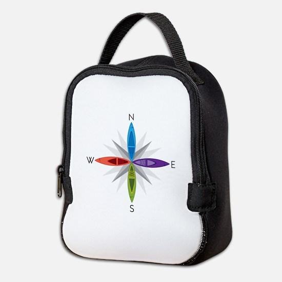 Directions Neoprene Lunch Bag