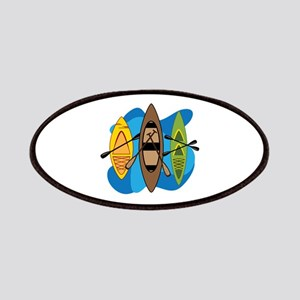 Kayaks Patches