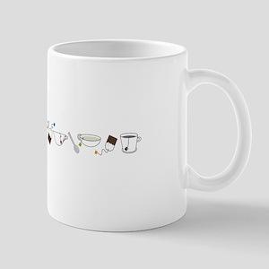 Tea bags Mugs