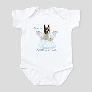 Boxer Angel Infant Bodysuit