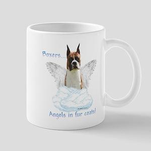 Boxer Angel Mug