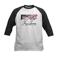 Family Future Freedom Baseball Jersey