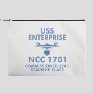 Star Trek Enterprise Makeup Pouch