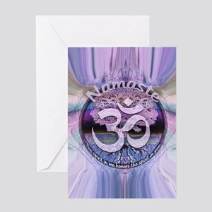 Tree of Life by Amelia Carrie Greeting Cards