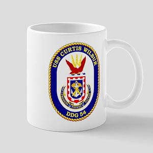 DDG-54 USS Curtis Wilbur Mug