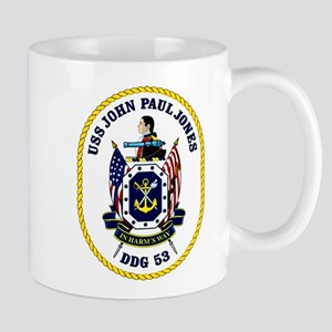 DDG 53 USS John Paul Jones Mug