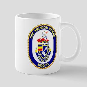 USS Arleigh Burke DDG-51 Mug