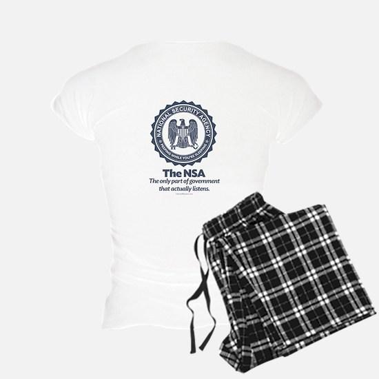 NSA Watch List Pajamas
