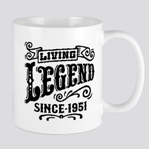 Living Legend Since 1951 Mug