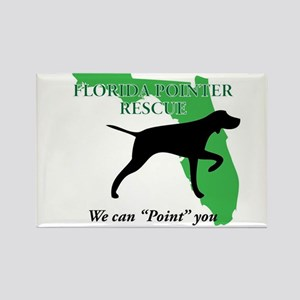 Florida Pointer Rescue Magnets