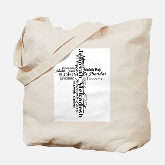 Jehovah Tote Bag