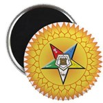 """OES In the Sun 2.25"""" Magnet (10 pack)"""