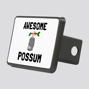 Awesome Possum Hitch Cover