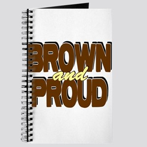 Brown and Proud Journal