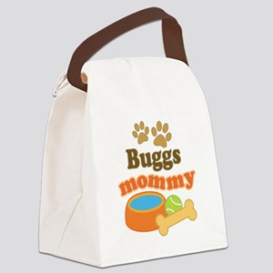 Buggs mom Canvas Lunch Bag