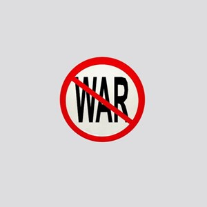 no war Mini Button