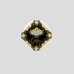 Scorpio Mini Button