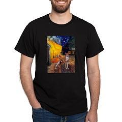 Cafe & Whippet T-Shirt