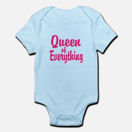 Queen of everything Body Suit