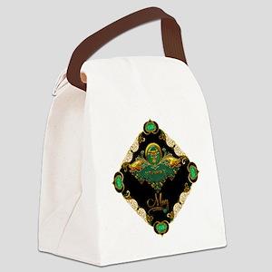 Taurus Canvas Lunch Bag