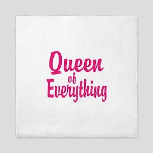 Queen of everything Queen Duvet