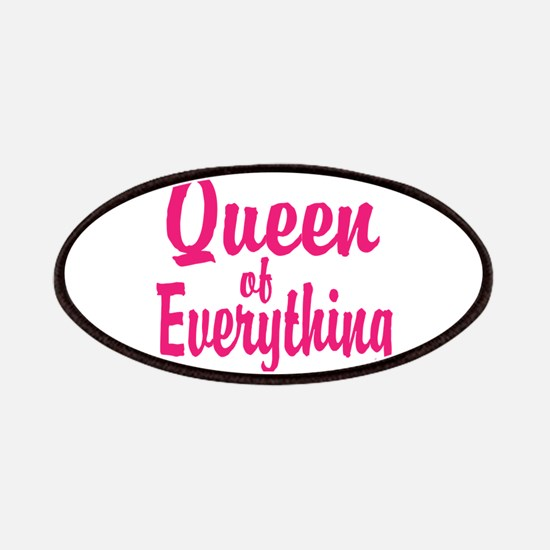 Queen of everything Patches