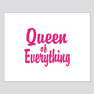 Queen of everything Posters