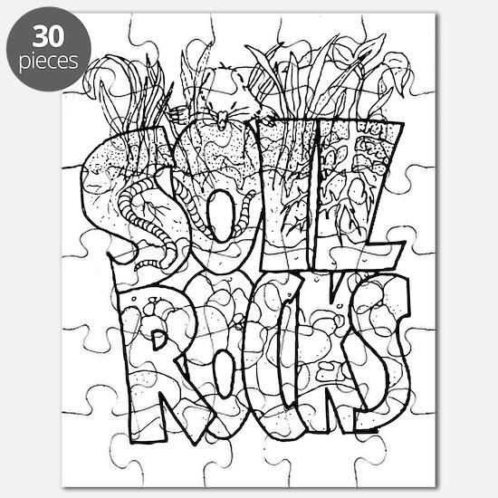Soil Rocks Puzzle