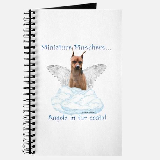 Min Pin Angel Journal