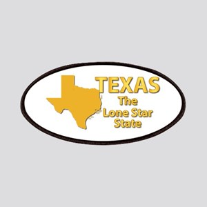 State - Texas - Lone StarState Patches