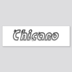 Chicano Groovalicious Bumper Sticker