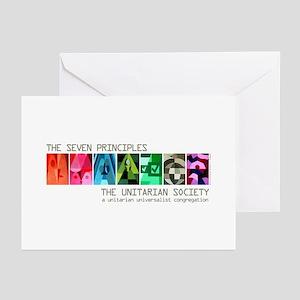 Greeting Cards (Pk of 10) - Seven UU Principles