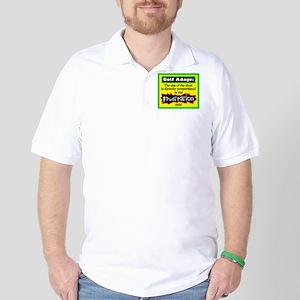 Size Of The Divot Golf Shirt