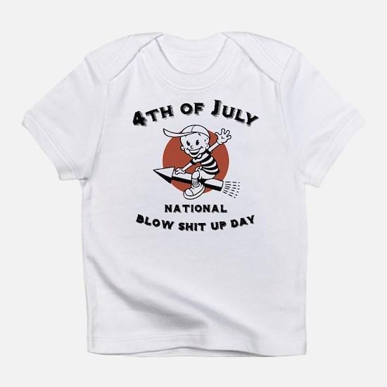 Cute Humorous comics Infant T-Shirt
