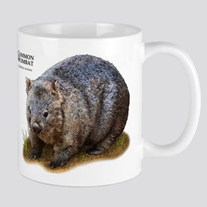 Common Wombat Mug