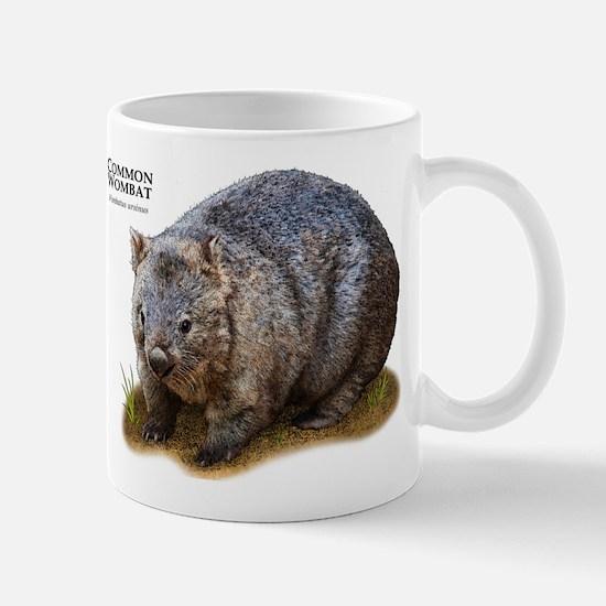 Common Wombat Mug