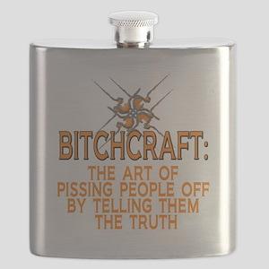 BITCHCRAFT Flask