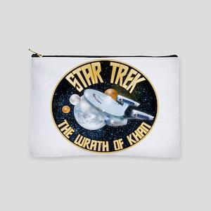 Star Trek Wrath Of Khan Makeup Pouch