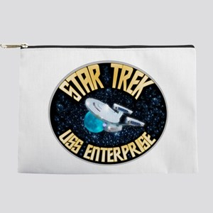 Star Trek USS Enterprise Makeup Pouch