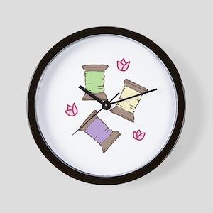 Thread Wall Clock