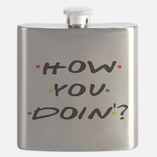 How you Doin ? Flask