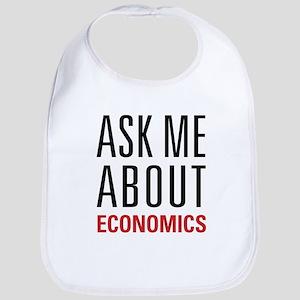 Economics - Ask Me About - Bib