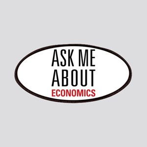 Economics - Ask Me About - Patches