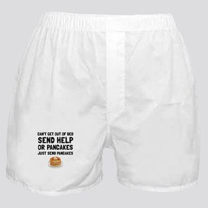 Send Pancakes Boxer Shorts