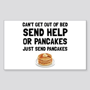 Send Pancakes Sticker