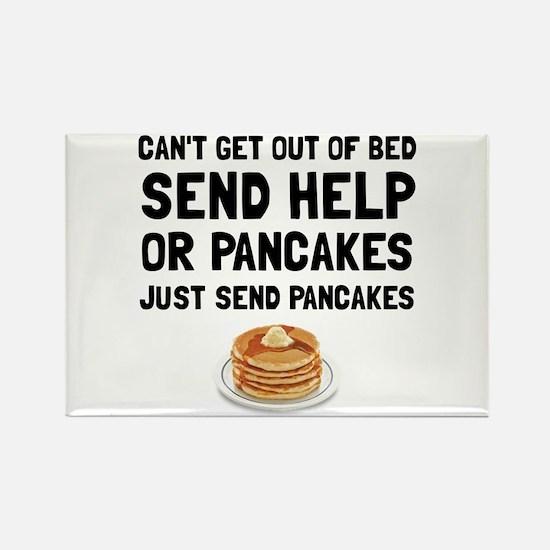 Send Pancakes Magnets