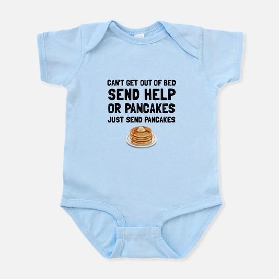 Send Pancakes Body Suit