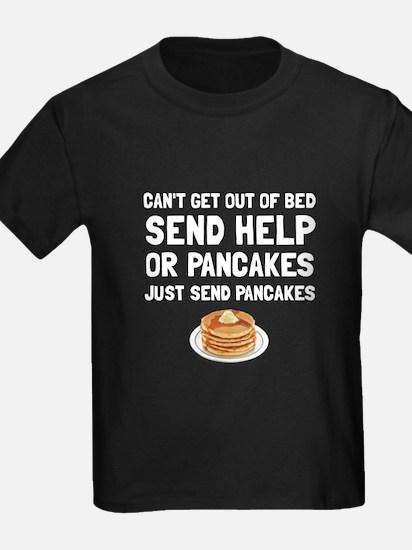 Send Pancakes T-Shirt