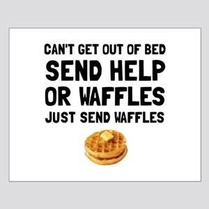 Send Waffles Posters